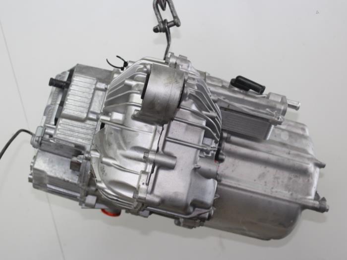 Gebruikte Tesla Model S 85 Performance Elektromotor Elektrische Auto
