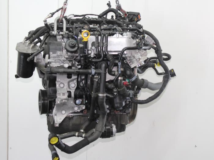 Motor Volkswagen Touran  DFHA 1