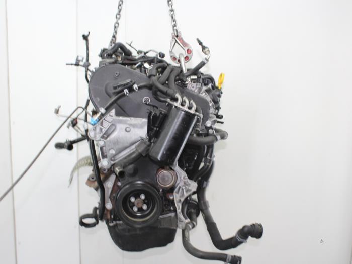 Motor Volkswagen Touran  DFHA 3