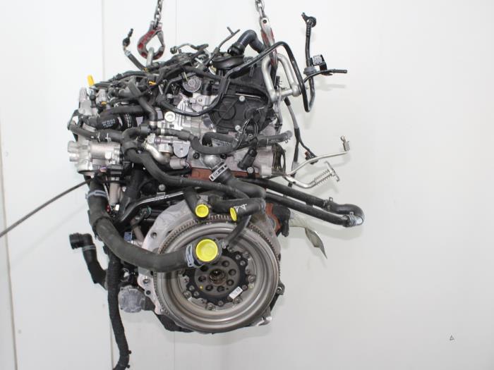 Motor Volkswagen Touran  DFHA 5