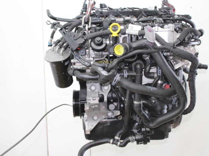 Motor Volkswagen Touran  3