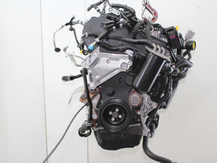 Motor Volkswagen Touran  1