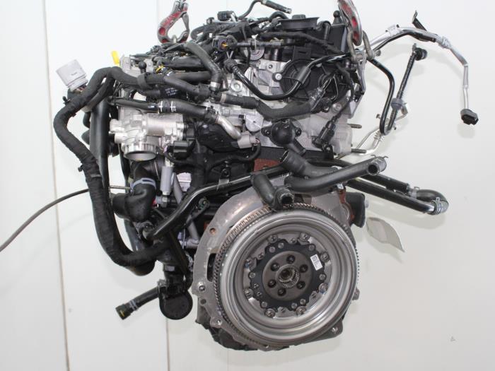 Motor Volkswagen Touran  4