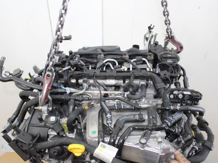 Motor Volkswagen Touran  6