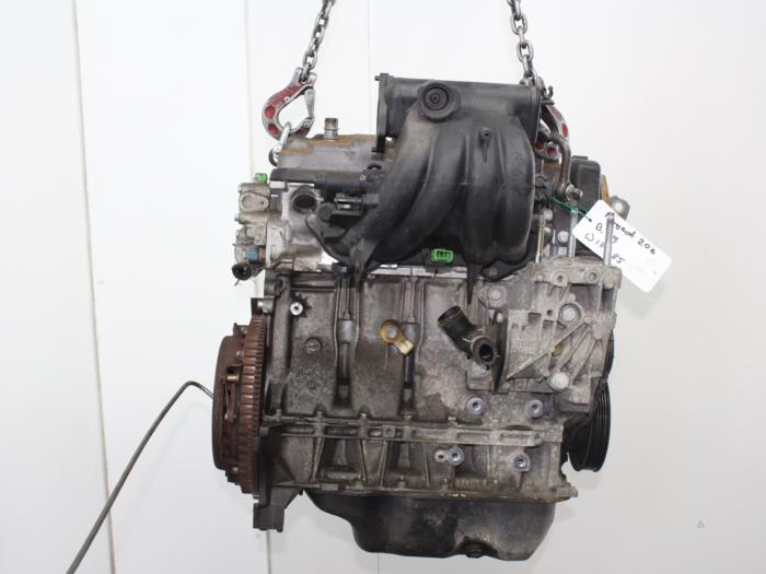 Motor Peugeot 206  HFZ 4