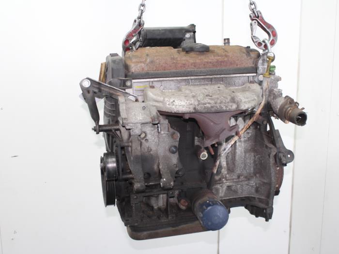 Motor Peugeot 206  HFZ 3