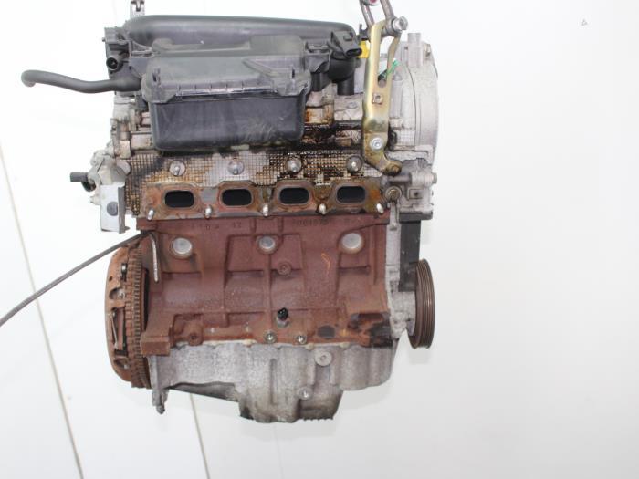 Motor Renault Scenic  K4M760 5