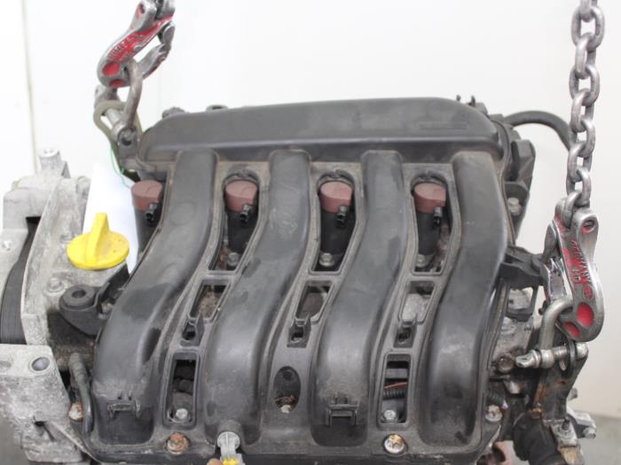 Motor Renault Scenic  K4M760 6
