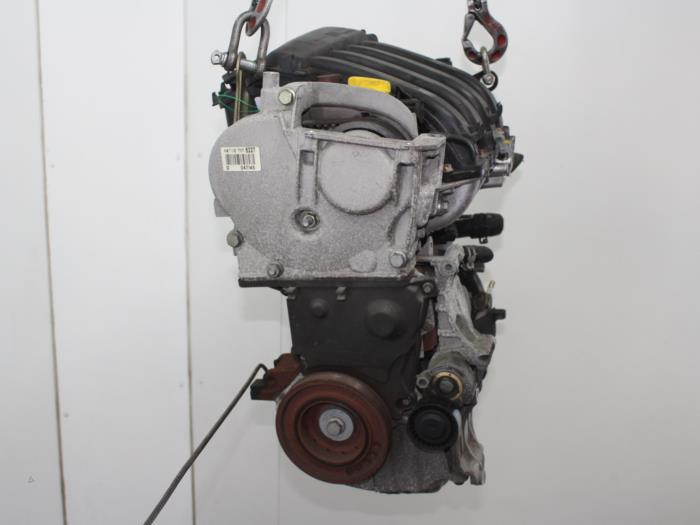 Motor Renault Scenic  K4M760 1