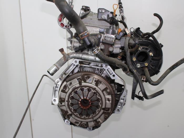 Motor Suzuki Splash  K12B 5