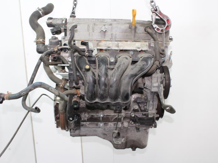 Motor Suzuki Splash  K12B 4