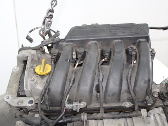 Motor Renault Laguna  K4M710,K4M714 6
