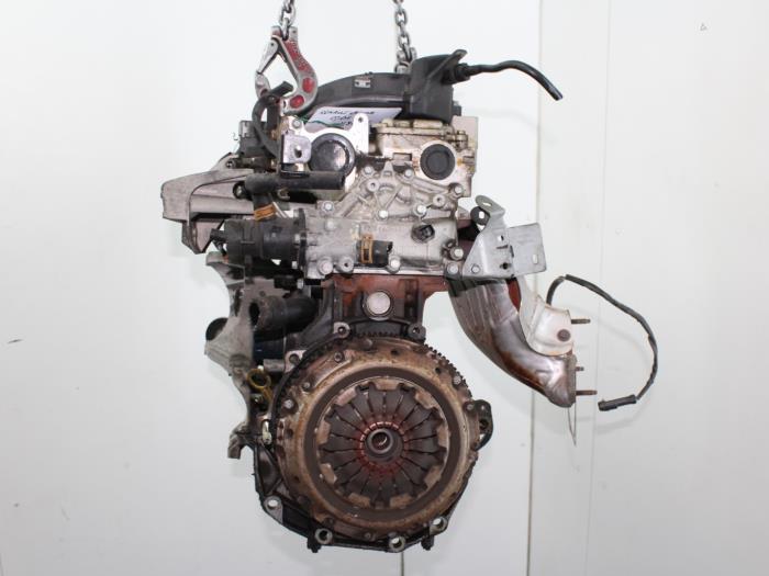 Motor Renault Laguna  K4M710,K4M714 3
