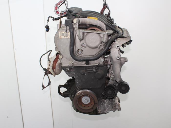 Motor Renault Laguna  K4M710,K4M714 4