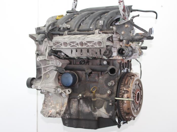 Motor Renault Laguna  K4M710,K4M714 1