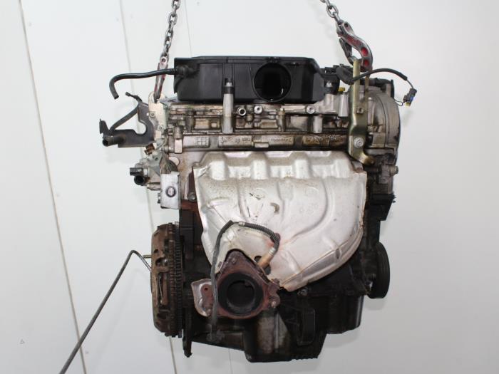 Motor Renault Laguna  K4M710,K4M714 5