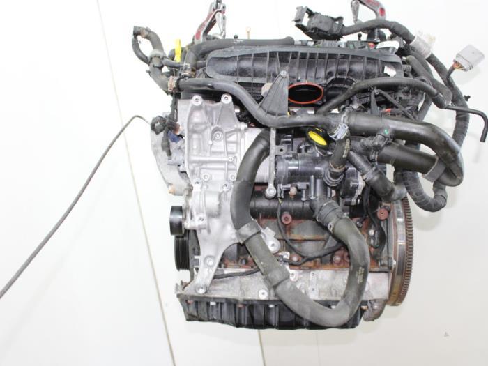 Motor Volkswagen Touran  CJSA 4
