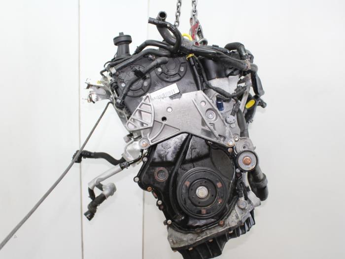 Motor Volkswagen Touran  CJSA 5