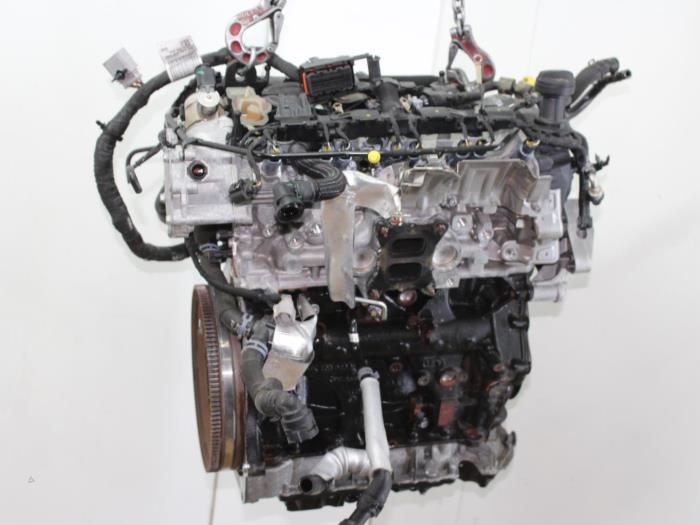 Motor Volkswagen Touran  CJSA 1