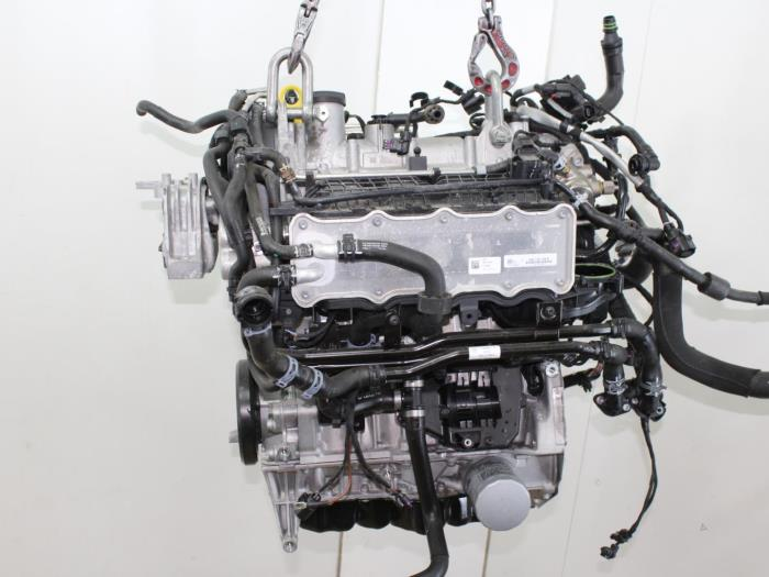 Motor Volkswagen Golf  CUKB 1