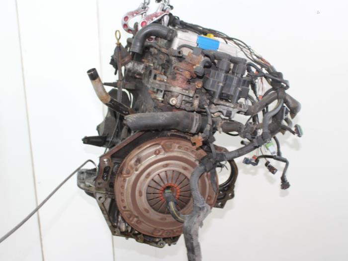 Motor Opel Astra  X20XER 5
