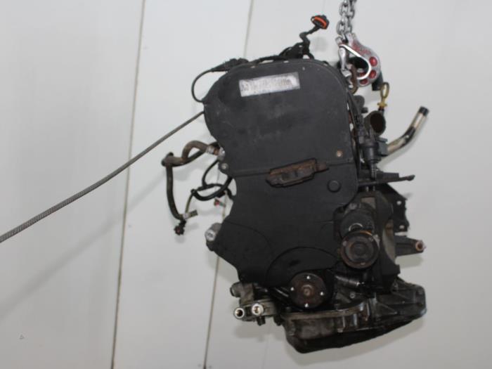 Motor Opel Astra  X20XER 3