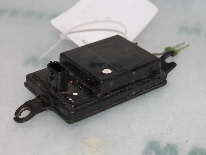 computer verlichting van een renault megane iii coupe dz 20 16v rs turbo 2010