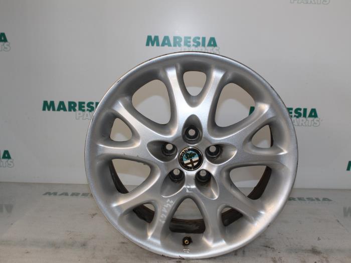 Gebruikte Alfa Romeo 147 937 16 Twin Spark 16v Velg