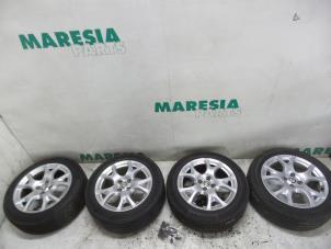 Alfa Romeo Mito Sportvelgen Sets Voorraad Onderdelenlijnnl