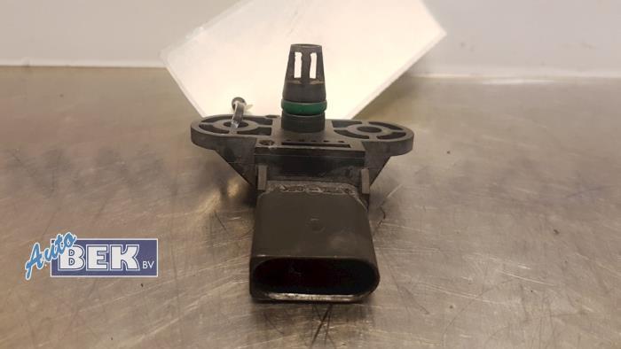 Map Sensor (inlaatspruitstuk) van een Seat Ibiza III (6L1) 1.2 12V 2005