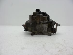 Gasklephuis van een Opel Astra Foto 2