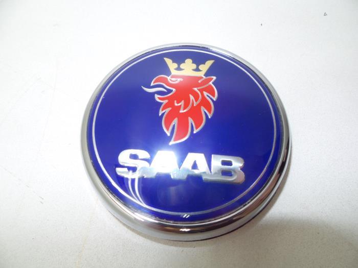 Nieuwe Saab 9 3 03 Embleem 12844160 Auto Demontage Elferink