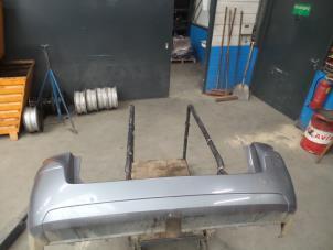 Achterbumper van een Opel Zafira B Foto 2