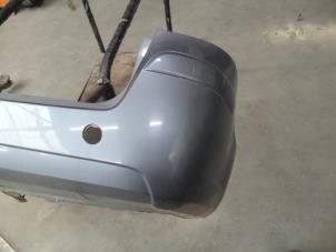 Achterbumper van een Opel Zafira B Foto 1