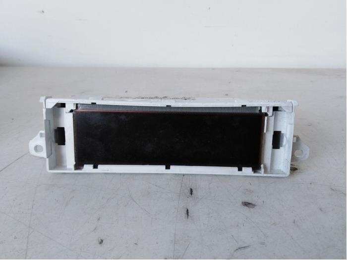 Display Interieur van een Peugeot 307 Break (3E) 2.0 HDi 90 2004