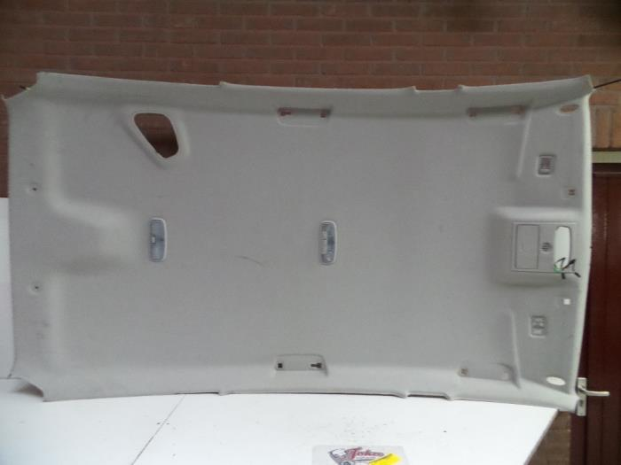 Hemelbekleding van een Ford S-Max (GBW) 1.8 TDCi 16V 2008