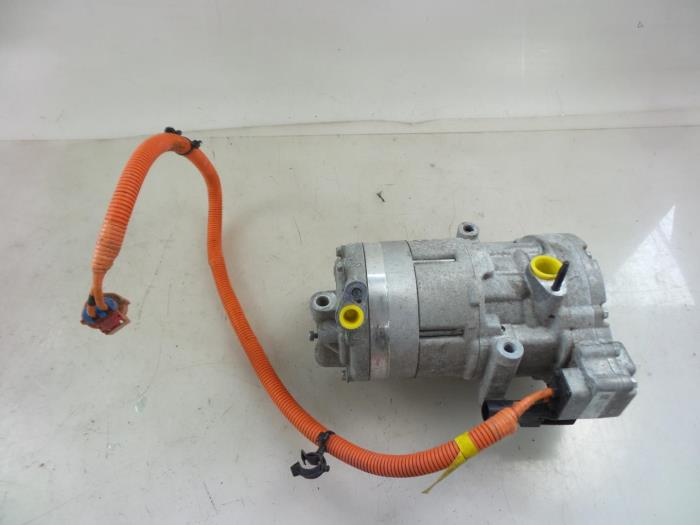 Tesla Model S Air Conditioning Pump