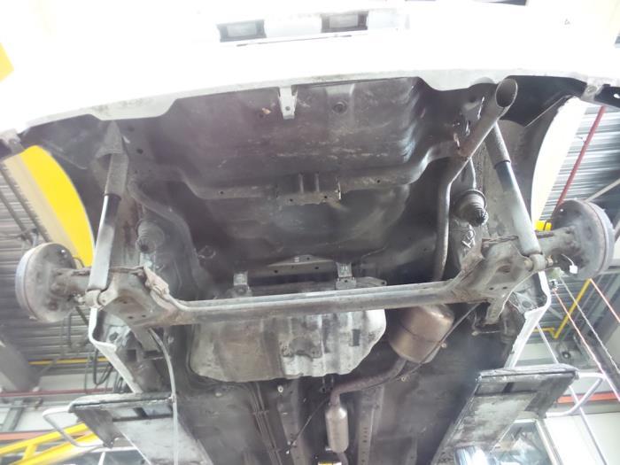 Daihatsu Sirion Rear-wheel drive axle - car parts on