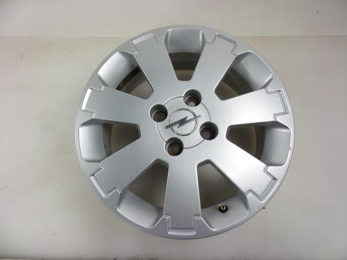 Opel Corsa Wheel Car Parts