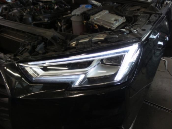 Audi A4 Headlight Left Car Parts
