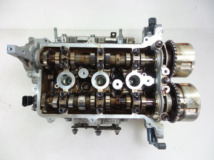 Hyundai I20 Cylinder head - car parts