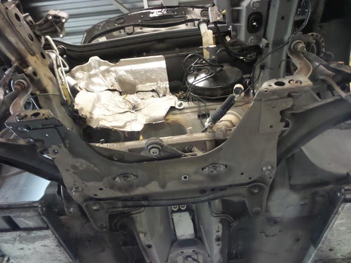 Renault Clio Subframe - car parts
