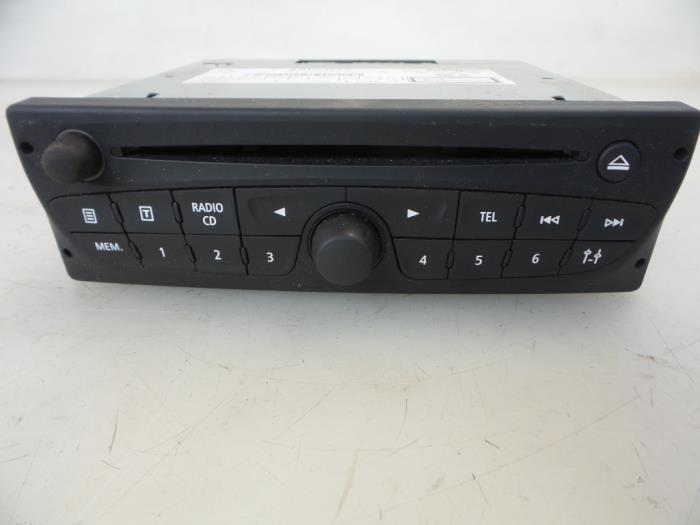 Renault Trafic Radio CD player - car parts