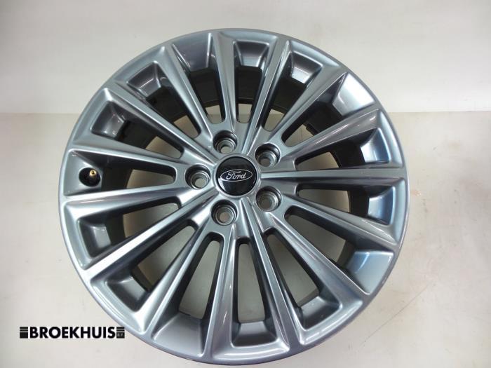 Ford Focus Wheel Car Parts