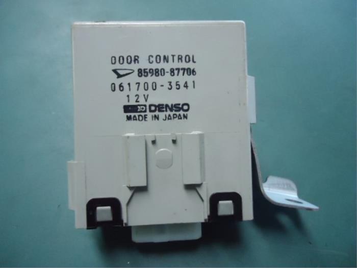 Daihatsu Charade Module (miscellaneous) - car parts