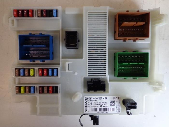 Volvo XC60 Fuse box - car parts on