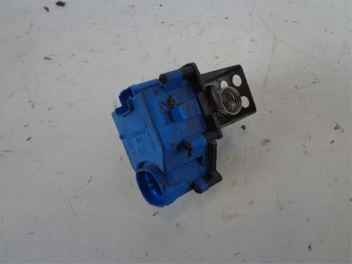 Citroen Berlingo Cooling fan resistor - car parts