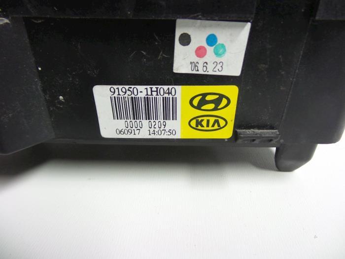 used kia cee d  edb5  1 6 crdi 16v fuse box 919501h040 autobedrijf broekhuis bv proxyparts com kia ceed 2013 fuse box diagram kia ceed 2009 fuse box