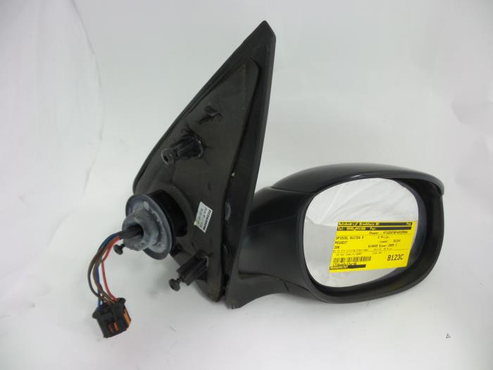 Peachy Peugeot 206 Wing Mirror Right Car Parts Wiring Digital Resources Funapmognl