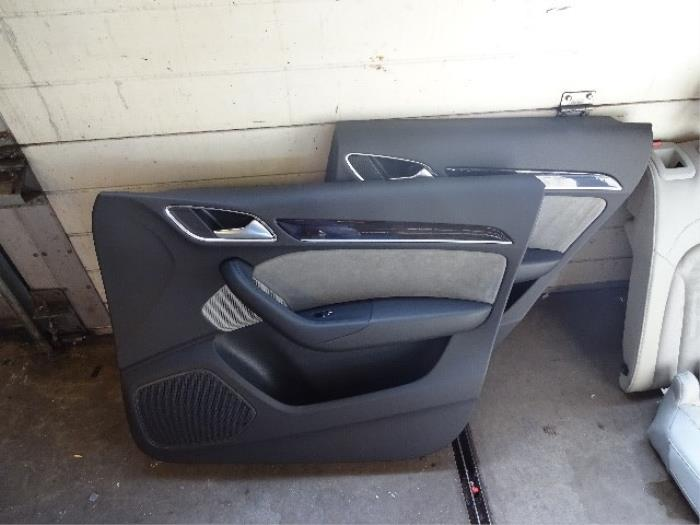Gebruikte audi q3 8ux 2 0 16v tfsi 170 quattro interieur for Audi interieur onderdelen